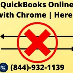 proper troubleshooting guide for QuickBooks online not working with chrome